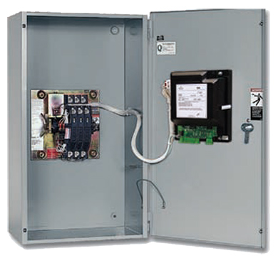 ASCO Power Transfer Switch rated 200 amperes