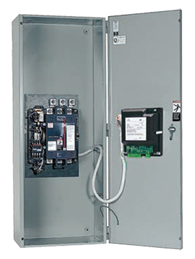 ASCO Power Transfer Switch rated 400 amperes
