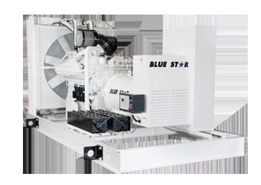 Blue Star Generator