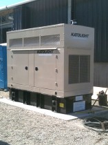 Katolight 100kw for Blue Goose Capital Enderby