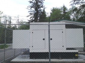 Custom Built Generator for the City of Maple Ridge