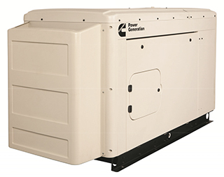 Quiet Connect Generator Series RS22