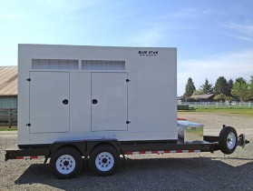 Mobile Generator Supplied to Squamish School Board