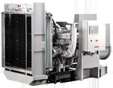 MTU Agricultural Generators
