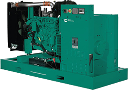 Commercial Generators Cummins Diesel