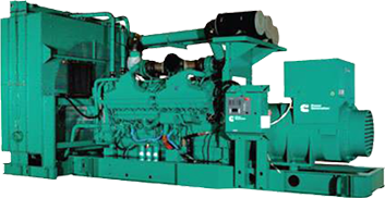Industrial Generator Cummins