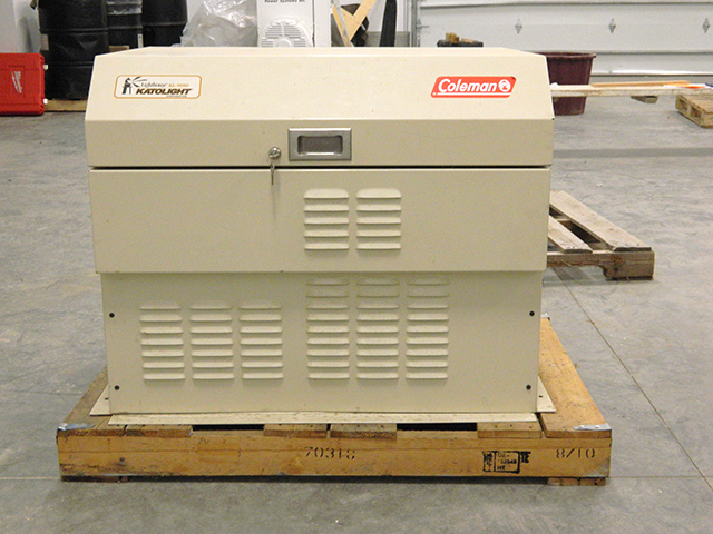 katolight coleman kl 9000 9000 watts generator prima power rh primapowersys com