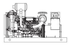 Prima - Blue Star - Volvo 200kw Generator