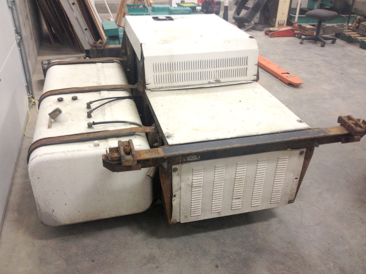 ThermoKing Re-Conditioned Generators with OEM Parts - Prima Power