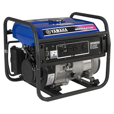 Yamaha EF2600 Gas Generator