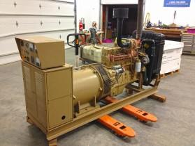1991 Cummins Diesel Generator 105-kWe