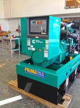 Cummins Power Generator 80kWe