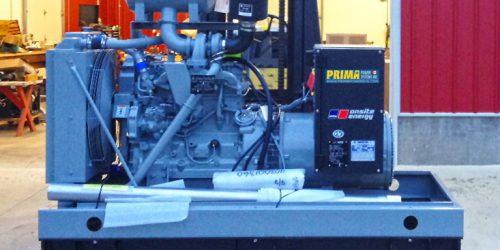 MTU 60kwe Diesel Generator