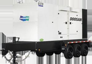 Doosan G570 Generator