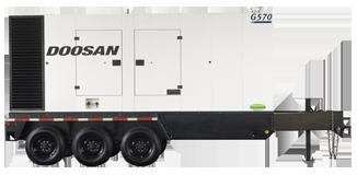 Doosan Industrial Generators