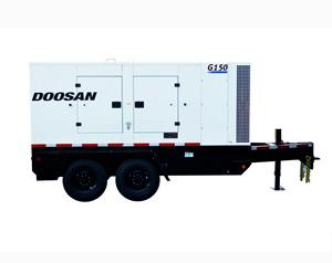 Doosan G150WCU 3A T4F 120kW Generator