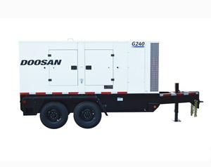 Doosan G240WCU 3A T4i 190kW Generator