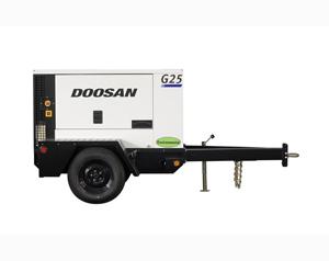 Doosan G25WMI 2A T4i 20kW Generator