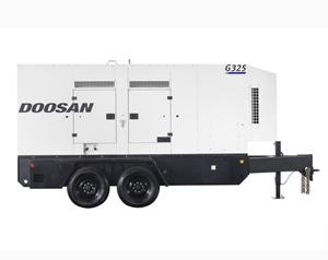 Doosan G325WCU 3A T4F 261kW Generator