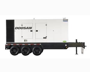 Doosan G450WCU 2B T2 365kW Generator