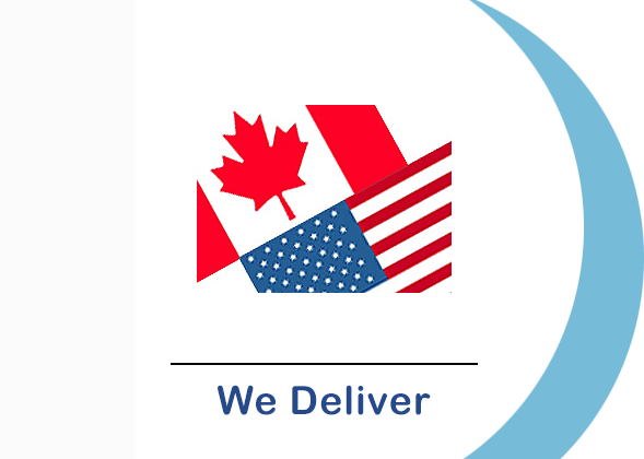 We Deliver Anywhere In North America