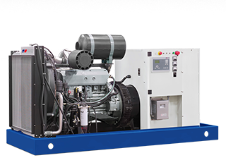MTU Commercial Generators