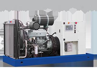 MTU Residential Generator