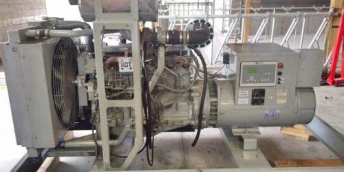 MTU Onsite Energy 125-kW Diesel OPU 2009