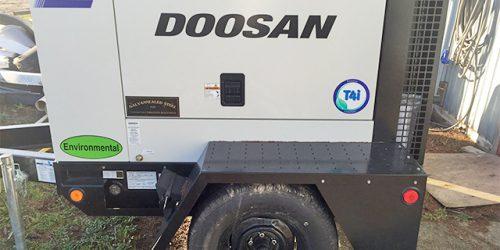 NEW DOOSAN G25 T4i Generator