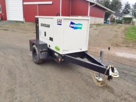 NEW DOOSAN G40 T4i Generator