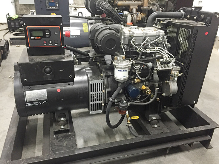 Perkins Diesel Generator by Prima - Prima Power Systems Inc