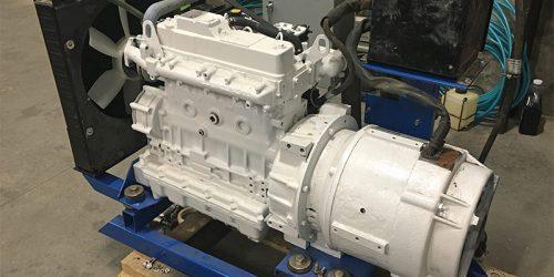 Refurbished-12-kWe-Diesel-Generator