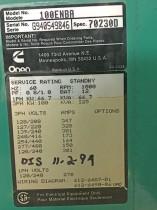Prima Power - Cummins Onan 1994 Generator
