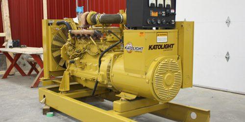 Prima Power - Katolight 125kw Generator