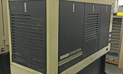 Prima Power - Kohler 40kw Diesel Generator