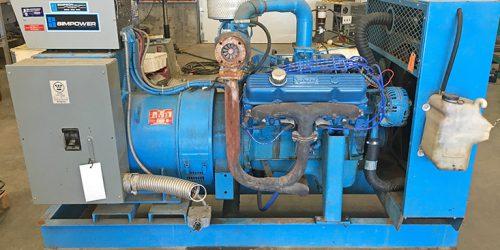 Prima Power Systems - Simpower Generator