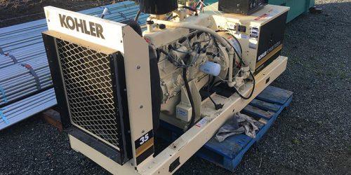 Kohler 35kw Generator