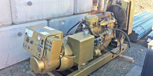 Used Gold 50 kW Kohler Generator