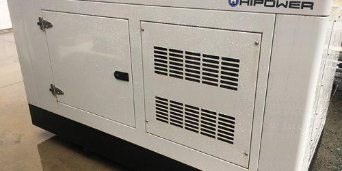 HiPower Yanmar Generator