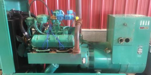 85kw Natural Gas Onan Generator