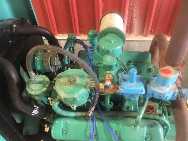 85kw Natural Gas Onan Generator - Prima Power Systems Inc