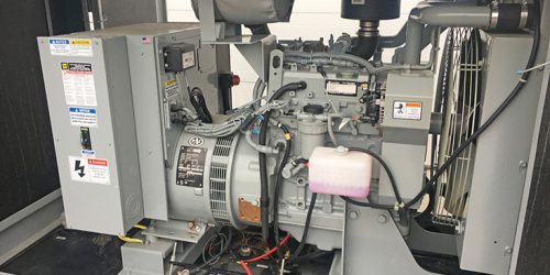 MTU 50kw Diesel Generator