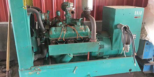 Onan 55kWe Generator