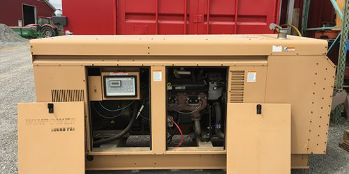 Winpower Natural Gas 45 kw Generator