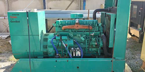 Onan 45 Diesel Generator For Sale