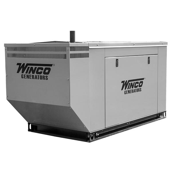 DR 12_6.5 Winco Generator