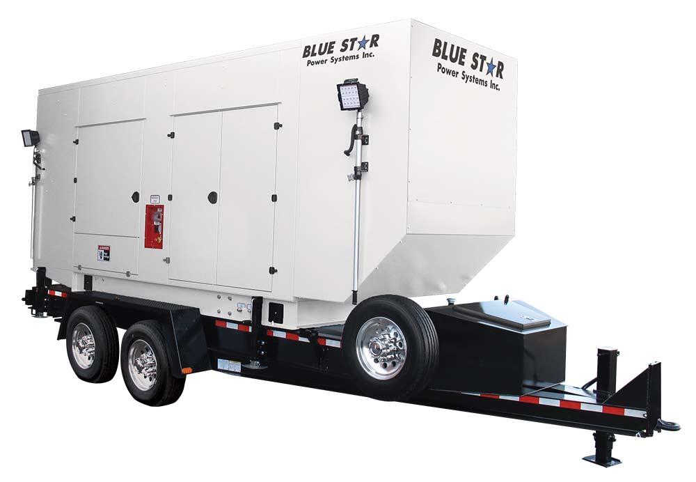 Bluestar Towable Generator
