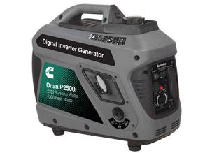P2500 Digital Inverter Generator
