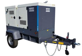 Atlas Copco Mobile Generators