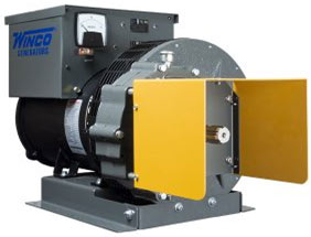 30 PTO-generator